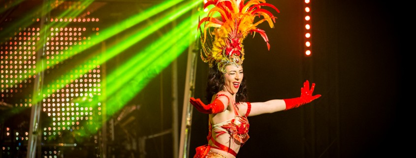 4th Berlin Burlesque Festival – The Odd Night
