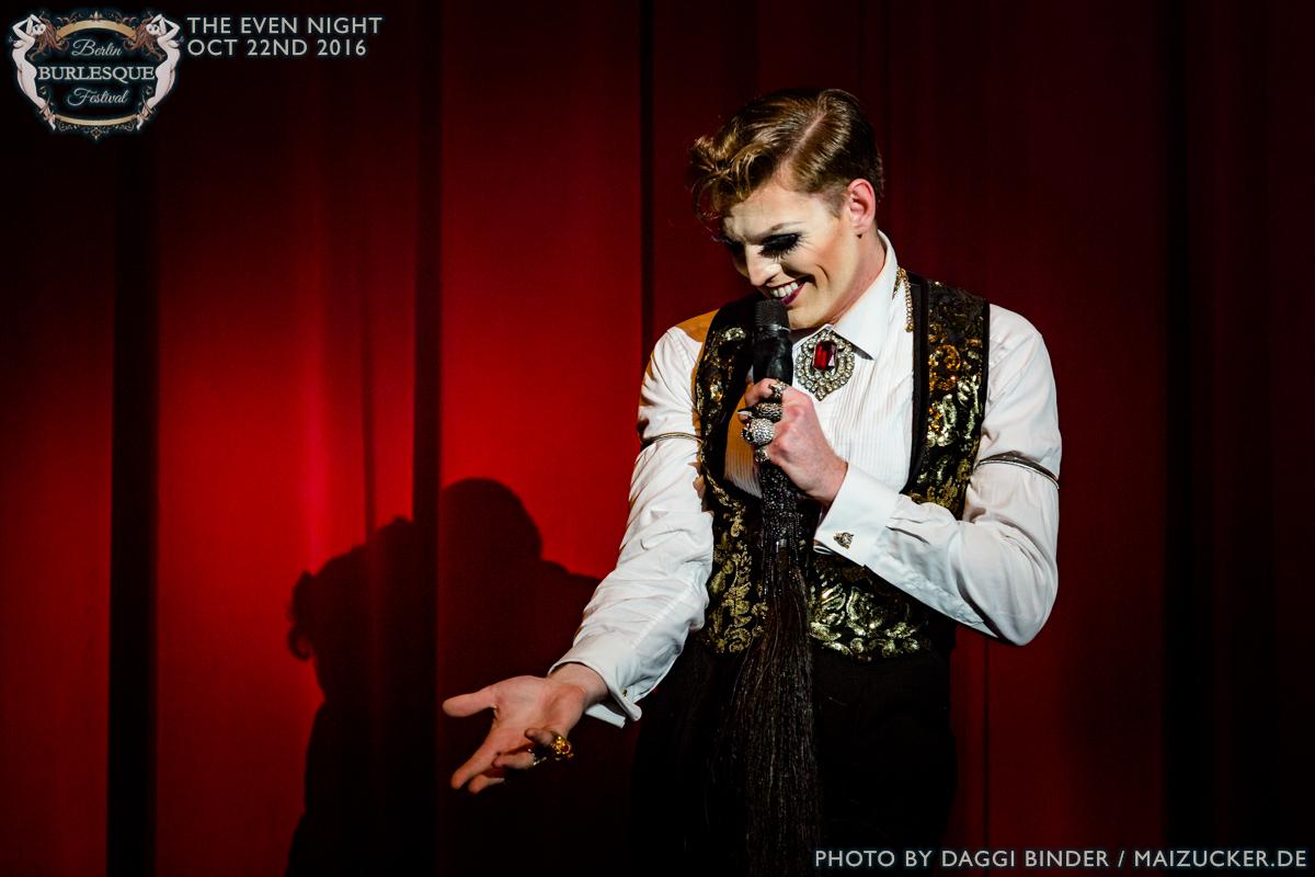 4th Berlin Burlesque Festival –The Odd Night, Eventfotografin