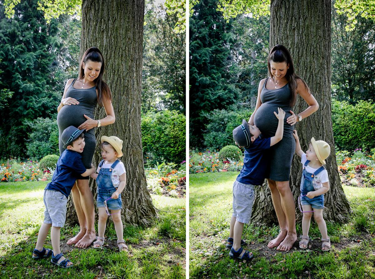 Familienshooting, Babybauchfotos, Babybauchshooting, Schwangerschaftsbilder, Familienbilder, Familienshooting Würzburg, Fotograf Würzburg, Wuerzburg Ringpark